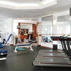 Гостиница Золотое кольцо фитнесс-зал фото 2