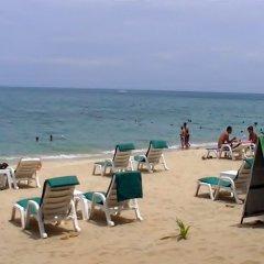 Отель Utopia Resort пляж