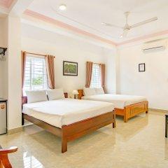 Отель Hung Do Beach Homestay комната для гостей фото 5