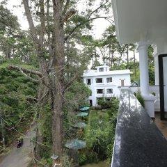Moonstone Hotel Далат балкон