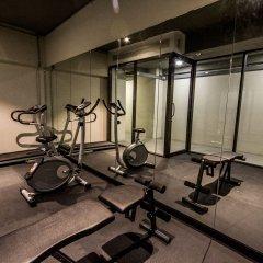 THA City Loft Hotel фитнесс-зал фото 3
