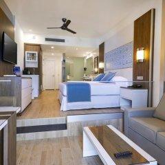 Отель Riu Palace Riviera Maya Плая-дель-Кармен комната для гостей фото 2