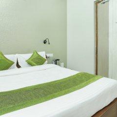 Отель Treebo Trend Bliss Raja Park сейф в номере