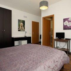 Отель B&B Villa Adriana Агридженто сейф в номере