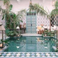 Отель Riad Be Marrakech бассейн фото 2