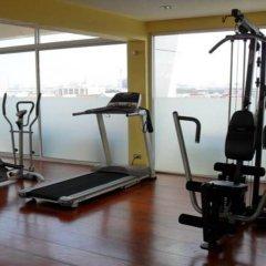 Отель Seven Place Executive Residences Бангкок фитнесс-зал