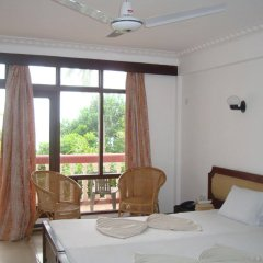 Отель Topaz Beach Шри-Ланка, Негомбо - отзывы, цены и фото номеров - забронировать отель Topaz Beach онлайн комната для гостей фото 3