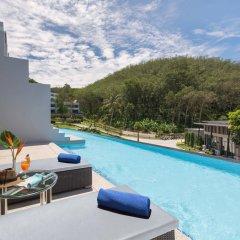 Отель Patong Bay Hill Resort бассейн фото 2