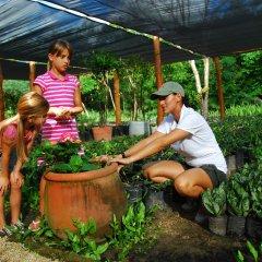 Отель Hacienda Tres Rios Resort Spa & Nature Park - Все включено фитнесс-зал фото 2