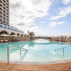 Отель Crowne Plaza Vilamoura Португалия, Виламура - 2 отзыва об отеле, цены и фото номеров - забронировать отель Crowne Plaza Vilamoura онлайн бассейн фото 3