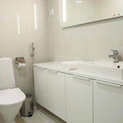 Апартаменты Helsinki Homes Apartments Хельсинки ванная