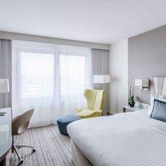 Отель Courtyard by Marriott Munich City Center комната для гостей