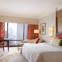 Отель Sheraton Imperial Kuala Lumpur Hotel Малайзия, Куала-Лумпур - 1 отзыв об отеле, цены и фото номеров - забронировать отель Sheraton Imperial Kuala Lumpur Hotel онлайн комната для гостей фото 4