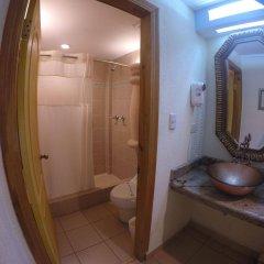 Отель Boutique Hotel La Cordillera Гондурас, Сан-Педро-Сула - отзывы, цены и фото номеров - забронировать отель Boutique Hotel La Cordillera онлайн ванная фото 2