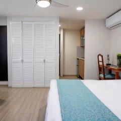 Отель Suites Coben Apartamentos Amueblados Мехико комната для гостей фото 3