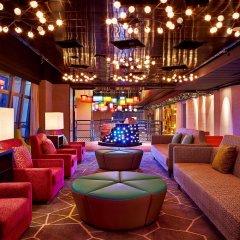 Отель Aloft Guangzhou Tianhe интерьер отеля