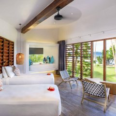 Отель The Remote Resort, Fiji Islands комната для гостей