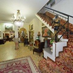 Hotel Chopin Фьюмичино интерьер отеля