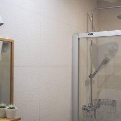 Отель Pensión Urkia Испания, Сан-Себастьян - отзывы, цены и фото номеров - забронировать отель Pensión Urkia онлайн ванная фото 2