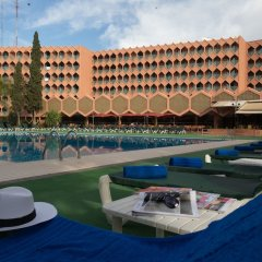 Hotel Atlas Asni бассейн фото 2