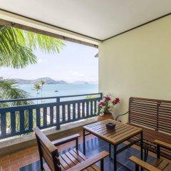 Отель Kantary Bay Hotel, Phuket Таиланд, Пхукет - 3 отзыва об отеле, цены и фото номеров - забронировать отель Kantary Bay Hotel, Phuket онлайн балкон