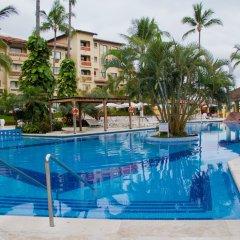 Отель Canto del Sol Plaza Vallarta Beach & Tennis Resort - Все включено бассейн