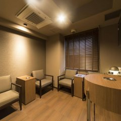 Отель Dormy Inn Tokyo-Hatchobori Natural Hot Spring удобства в номере фото 2