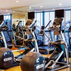 Отель Hilton Dubai Jumeirah фитнесс-зал фото 4