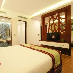 Hoi An Travel Lodge Hotel комната для гостей фото 5