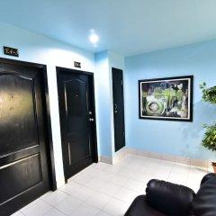 Апартаменты DE Apartment Паттайя комната для гостей