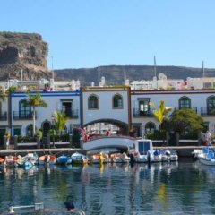 Отель Pensión Eva бассейн фото 2