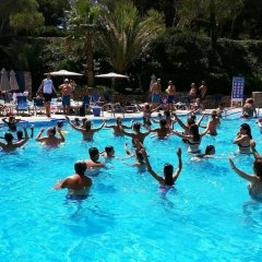 Club Hotel Aguamarina фитнесс-зал фото 3