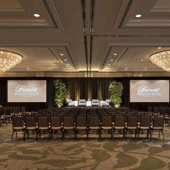 Отель The Fairmont Waterfront Канада, Ванкувер - отзывы, цены и фото номеров - забронировать отель The Fairmont Waterfront онлайн помещение для мероприятий фото 2