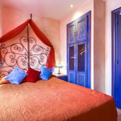 Отель Villa Royale Montsouris Париж комната для гостей фото 5