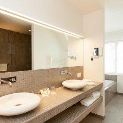 Отель Best Western Premier Hotel Weinebrugge Бельгия, Брюгге - 1 отзыв об отеле, цены и фото номеров - забронировать отель Best Western Premier Hotel Weinebrugge онлайн ванная