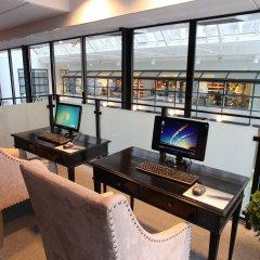 Апартаменты Biz Apartment Gardet Стокгольм интерьер отеля