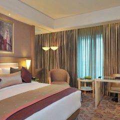 Отель Radisson Hyderabad Hitec City комната для гостей фото 5