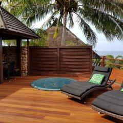 Отель Villa Anuanua - Moorea Папеэте бассейн фото 3