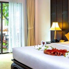 Отель Nipa Resort 4* Номер Делюкс с разными типами кроватей фото 8