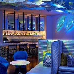 Отель W Los Angeles - West Beverly Hills гостиничный бар