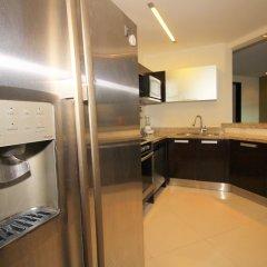 Отель Downtown Apartment Oasis 12 Мексика, Плая-дель-Кармен - отзывы, цены и фото номеров - забронировать отель Downtown Apartment Oasis 12 онлайн в номере фото 2