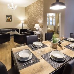 Апартаменты Premier Apartments Wenceslas Square питание