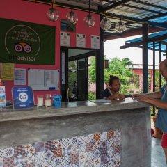 Отель Pinky Bungalow Ланта интерьер отеля фото 2