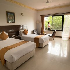 Отель Buddha Maya by KGH Group Непал, Лумбини - отзывы, цены и фото номеров - забронировать отель Buddha Maya by KGH Group онлайн комната для гостей фото 2