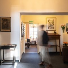 Hotel Pension am Siegestor Мюнхен комната для гостей