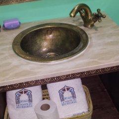 Отель Riad La Porte Du Bouregreg ванная