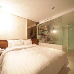 Отель POP1 Hotel Южная Корея, Сеул - отзывы, цены и фото номеров - забронировать отель POP1 Hotel онлайн комната для гостей фото 4