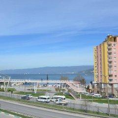 Hisar Hotel Турция, Гемлик - отзывы, цены и фото номеров - забронировать отель Hisar Hotel онлайн пляж фото 2