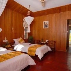 Отель Paramount Inle Resort комната для гостей