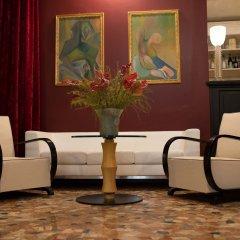 Отель Antico Hotel Vicenza Италия, Виченца - отзывы, цены и фото номеров - забронировать отель Antico Hotel Vicenza онлайн интерьер отеля